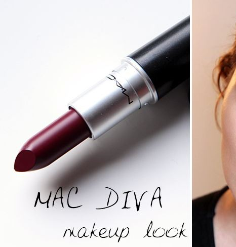 mac diva look