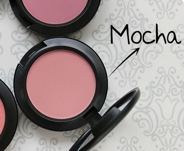 mocha eye shadow palette